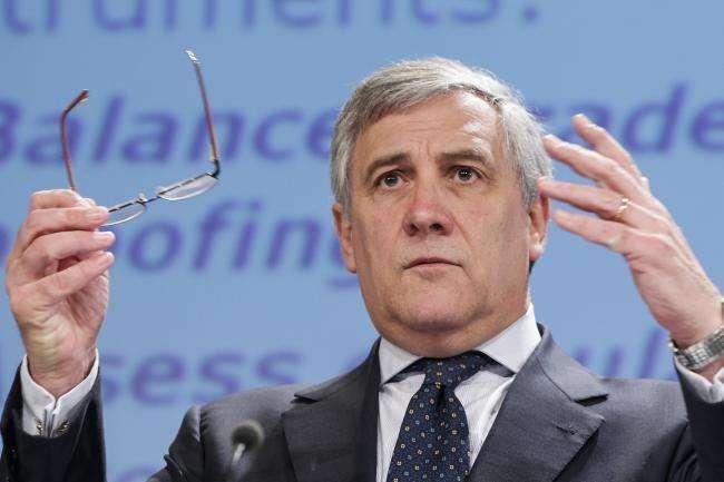 Antonio Tajani - Credit © European Union, 2013