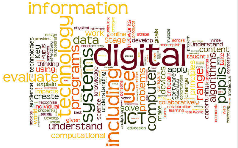Ict - Photo credit: Terry Freedman / Foter / Creative Commons Attribution-NonCommercial-NoDerivs 2.0 Generic (CC BY-NC-ND 2.0)