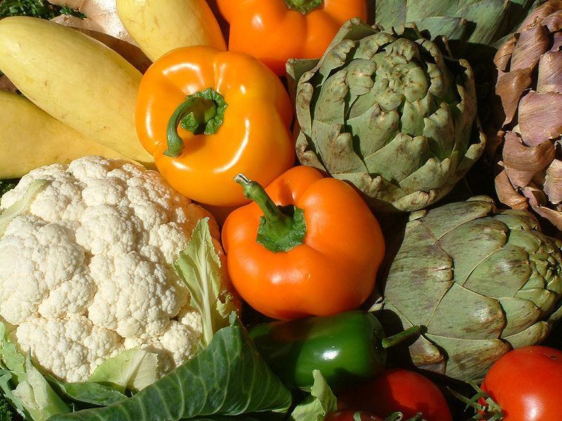 Vegetables - Foto di Foto di Dana Payne