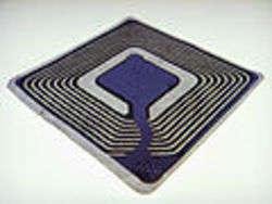 RFID chip, foto di Maschinenjunge