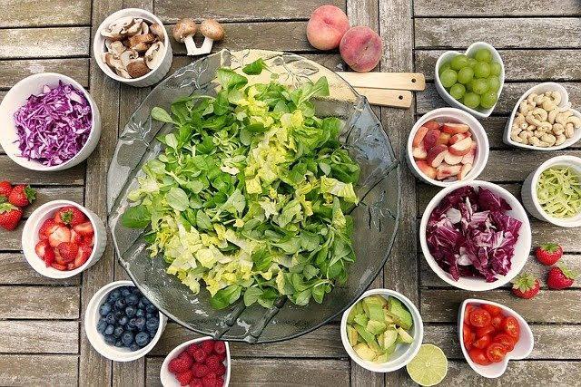 Alimentazione - Photo credit: Foto di silviarita da Pixabay