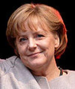 Angela Merkel - Foto di Aleph