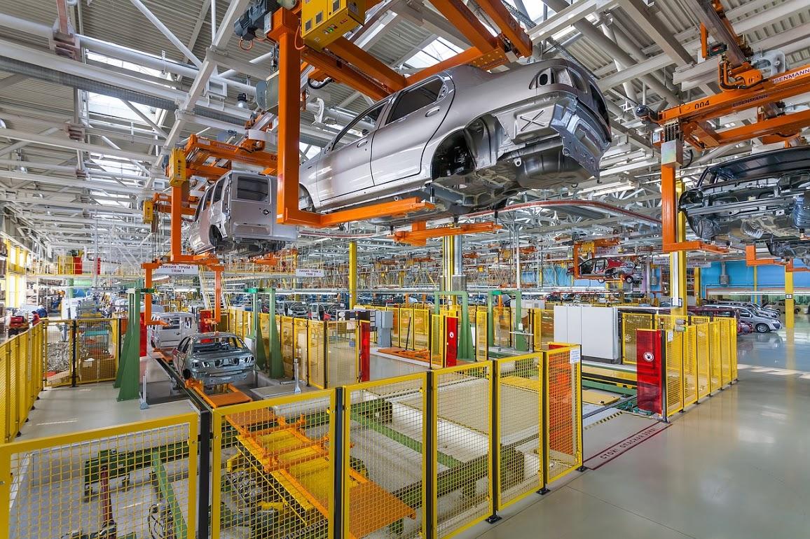 Riconversione e riqualificazione industriale