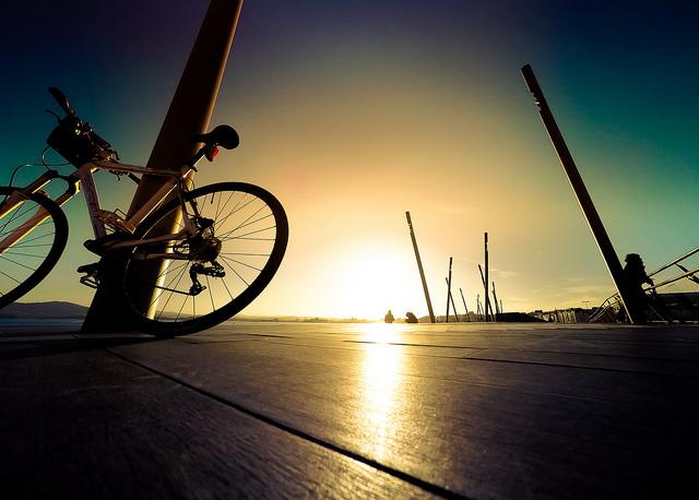 Mobilità ciclistica - Photo credit: Luis Marina