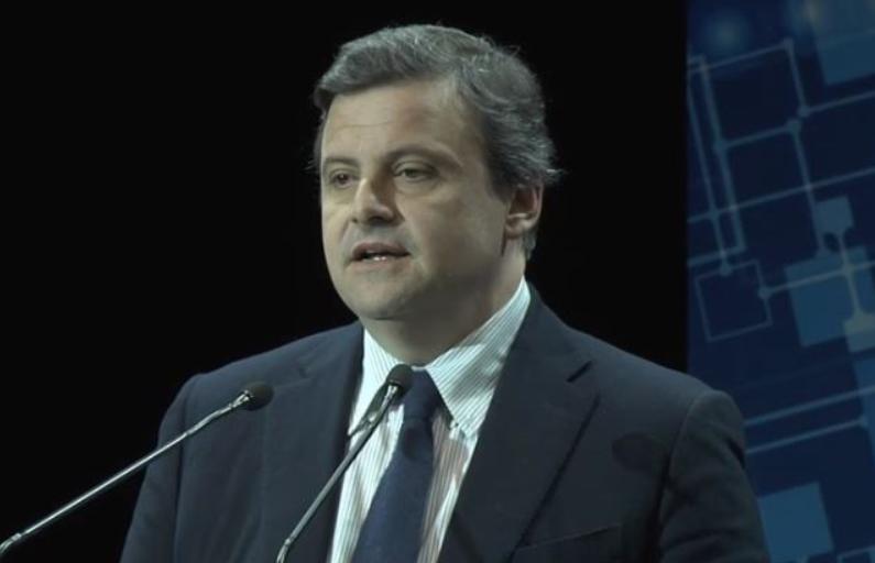 Carlo Calenda, Torino 08.02.2018 - photo credit Ministero Sviluppo Economico