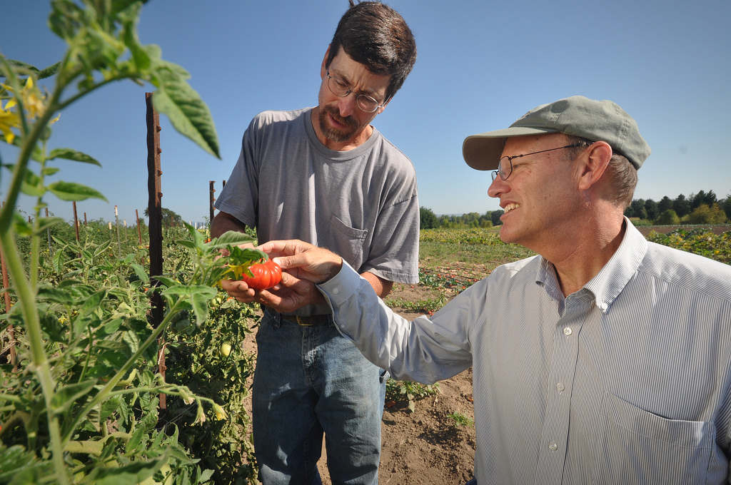 Affiancamento agricoltori - photo credit: U.S. Department of Agriculture