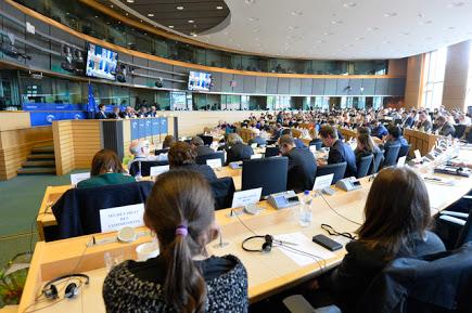 Parlamento europeo - Foto di Benoit BOURGEOIS © European Union 2018 - Source: EP