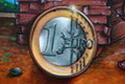 """""""Euro in art"""" - Foto di Frank Vincentz"""