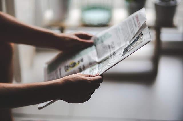 pubblicità gare su quotidiani