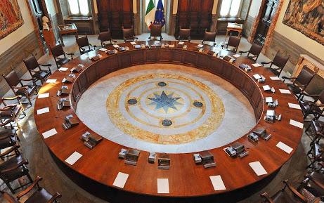 Photo credit: Governo Italiano - Presidenza del Consiglio dei Ministri