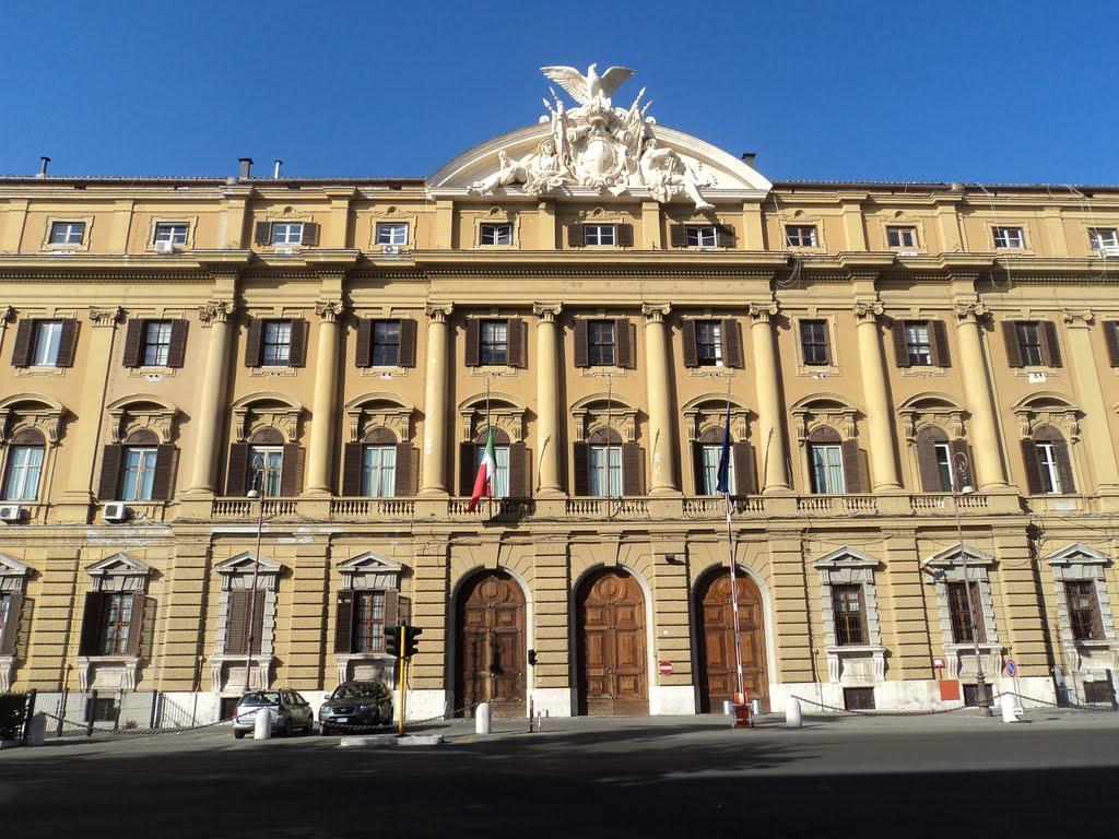 Ministero Economia Finanze - photo credit: Nicholas Gemini