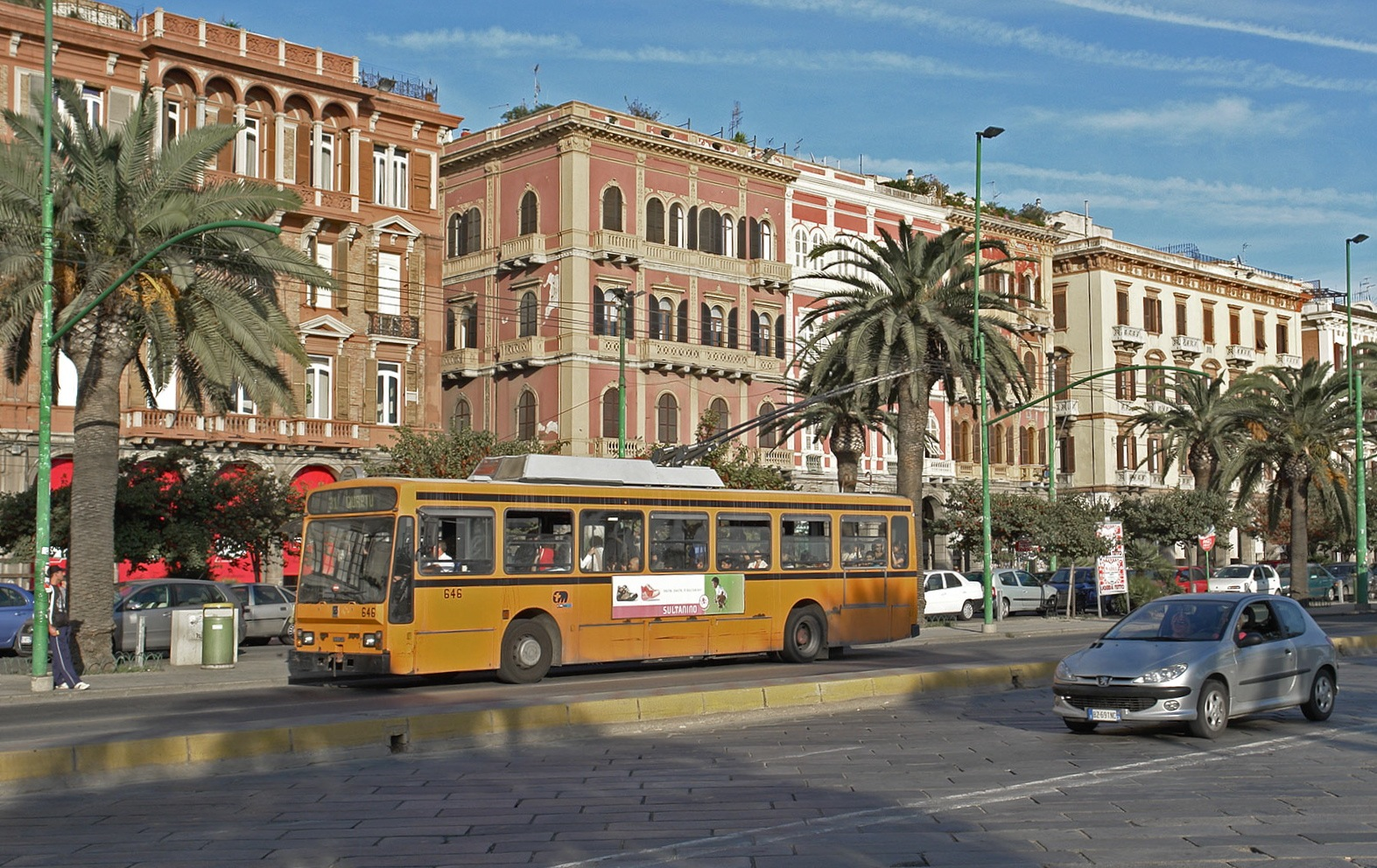 Città metropolitana Cagliari - photo credit: Hans Peter Schaefer