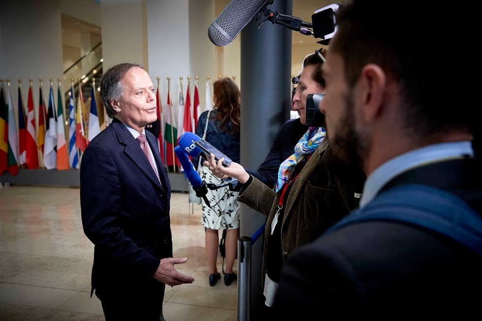Enzo Moavero Milanesi - Photo credit: European Union