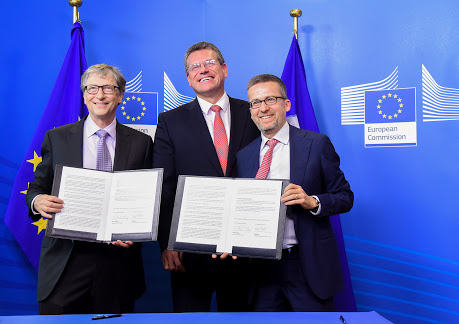 Breakthrough Energy Europe - Photo credit: © European Union, 2018 / Photo: Jennifer Jacquemart