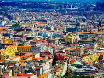 Fondi UE Napoli