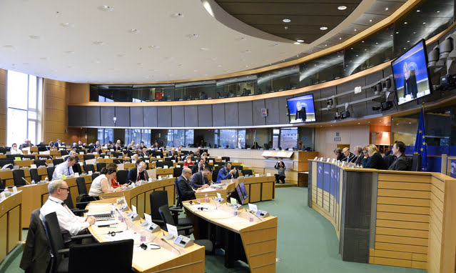 Commissione REGI - Photo credit: Dominique Hommel © European Union 2017 - Source: EP