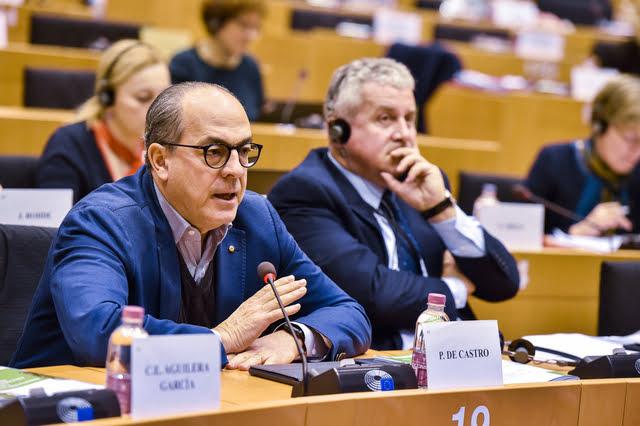 Paolo De Castro - Photo credit: Eric Vidal © European Union 2017 - Source: EP