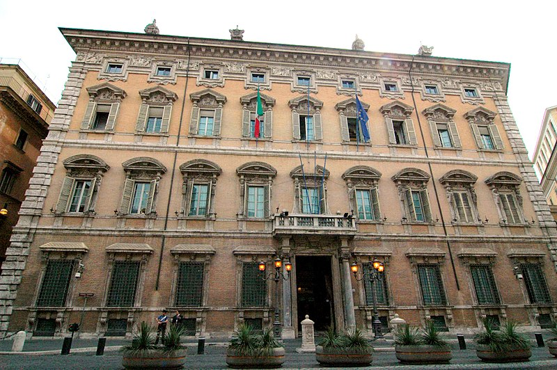 Palazzo Madama - photo credit: Howcheng