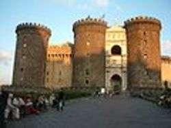 Castel Nuovo - Foto di Radomil