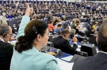 Plenaria - Photo credit: Marc Dossmann © European Union 2016 - Source: EP
