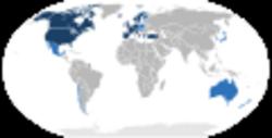 Mappa OCSE - foto di cflm