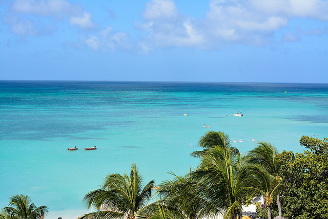 Aruba - Photo credit Tom Hannigan