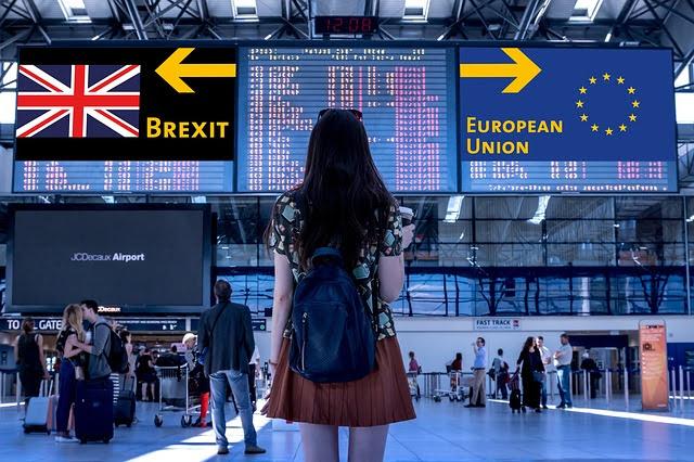 Brexit - Image by stux on Pixabay