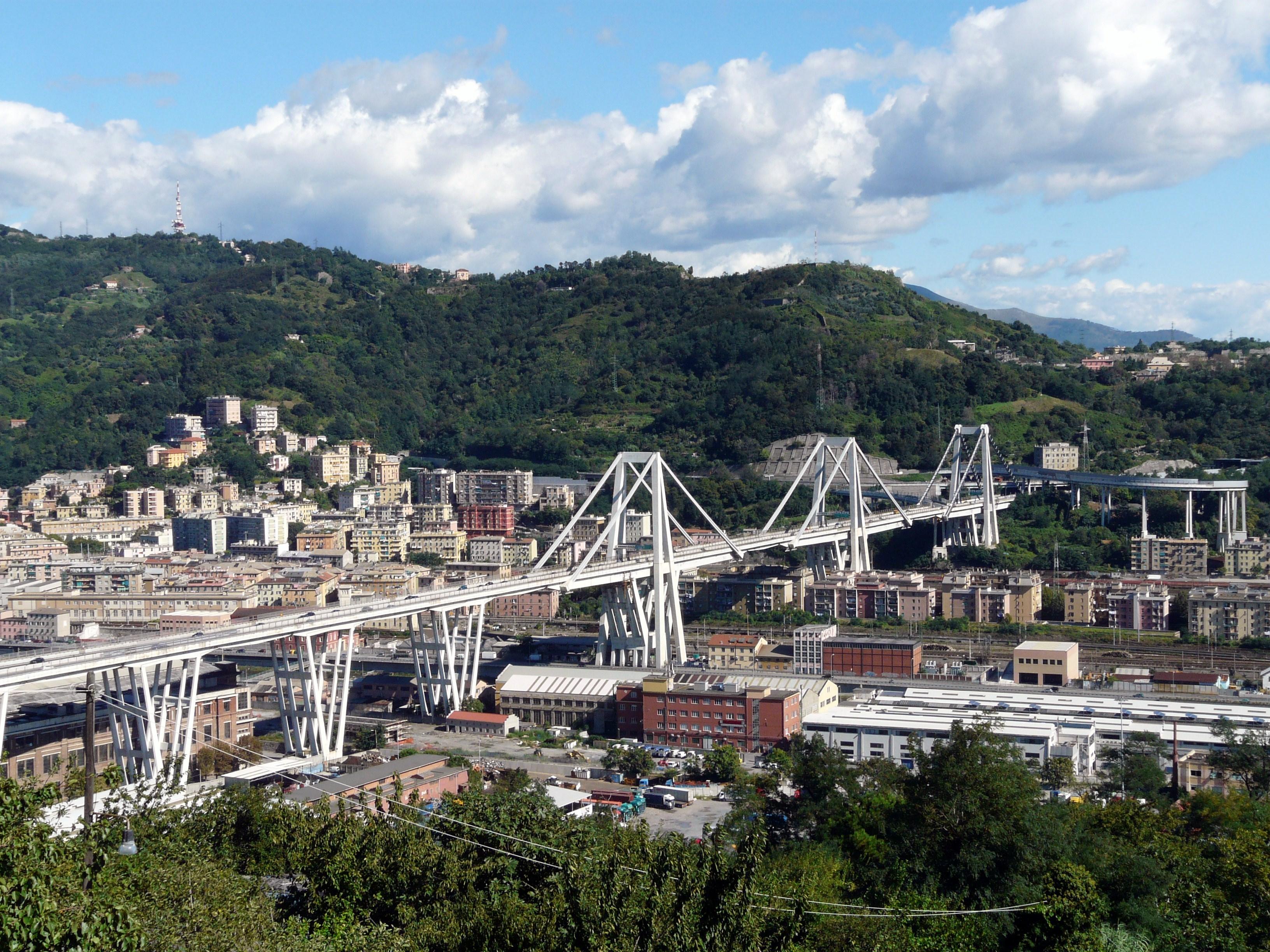 Ponte Genova - photo credit: Davide Papalini
