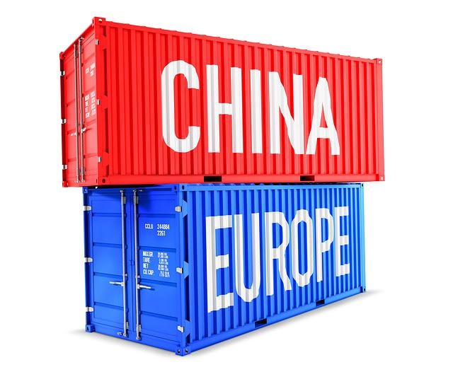 Cina UE