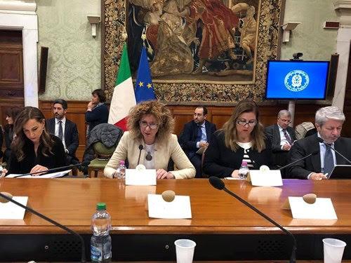 Cabina regia FSC - Photo credit: Ministero Sud
