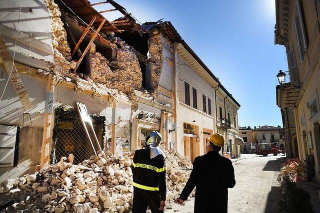 Sisma Centro Italia - agevolazioni fiscali
