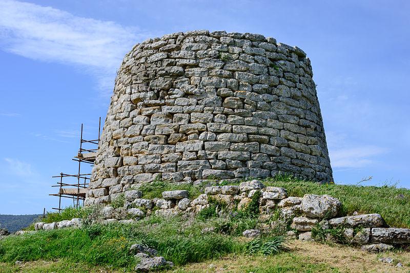 Gara adeguamento sismico e restuaro archeologico: photocredit Norbert Nagel