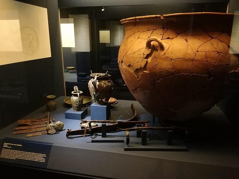 Gara Museo Archeologico: photocredit DaviNico da Wikipedia