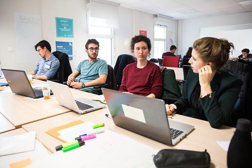 Start-Up - Photo crédit: © École polytechnique - J.Barande