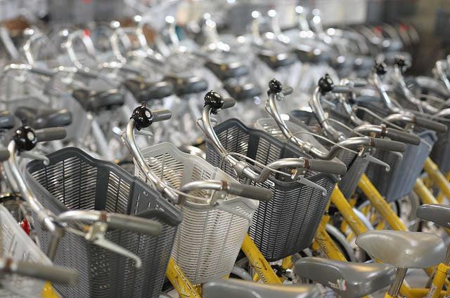 UE dazi antidumping bici cinesi: photocredit kitakami_photo da Pixabay