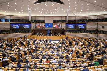 Plenaria - Photo credit: Emilie Gomez © European Union 2019 - Source: EP