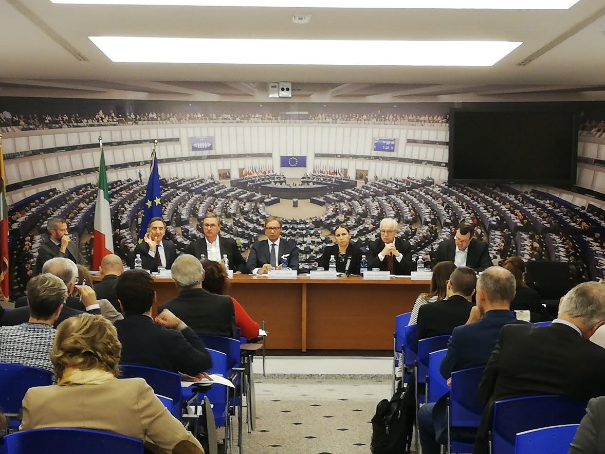 Evento Politica Coesione, Roma 23.10.2019