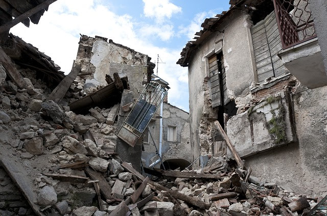 Manovra 2020 per il terremoto: Photocredit: Angelo Giordano da Pixabay