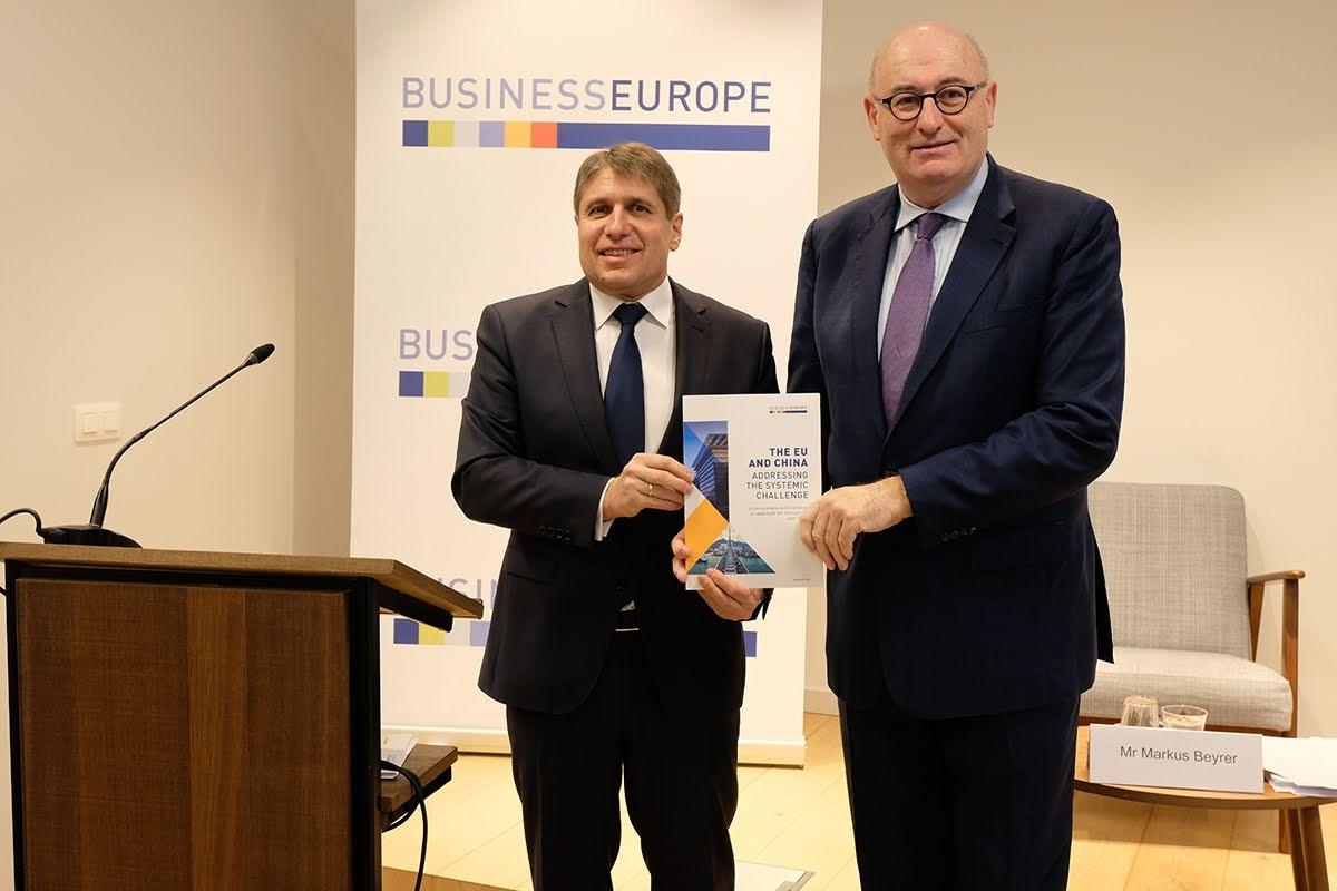 Photocredit: Business Europe