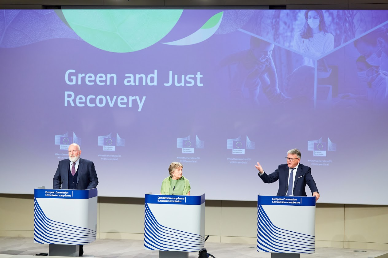 Recovery Fund - Copyright European Union 2020 - Photographer: Claudio Centonze