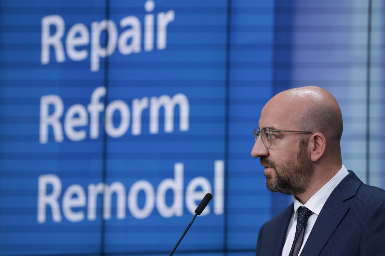 Charles Michel - Copyright: European Union
