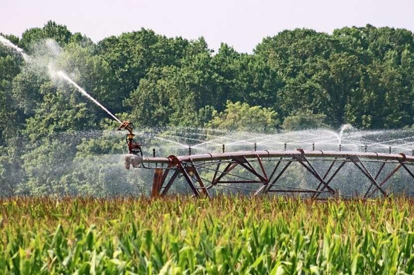 Irrigazione agricoltura - Photo credit: Foto di Joseph Fulgham da Pixabay