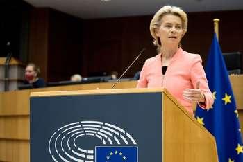 Ursula von der Leyen - Copyright: European Union, 2020 Source: EC - Audiovisual Service