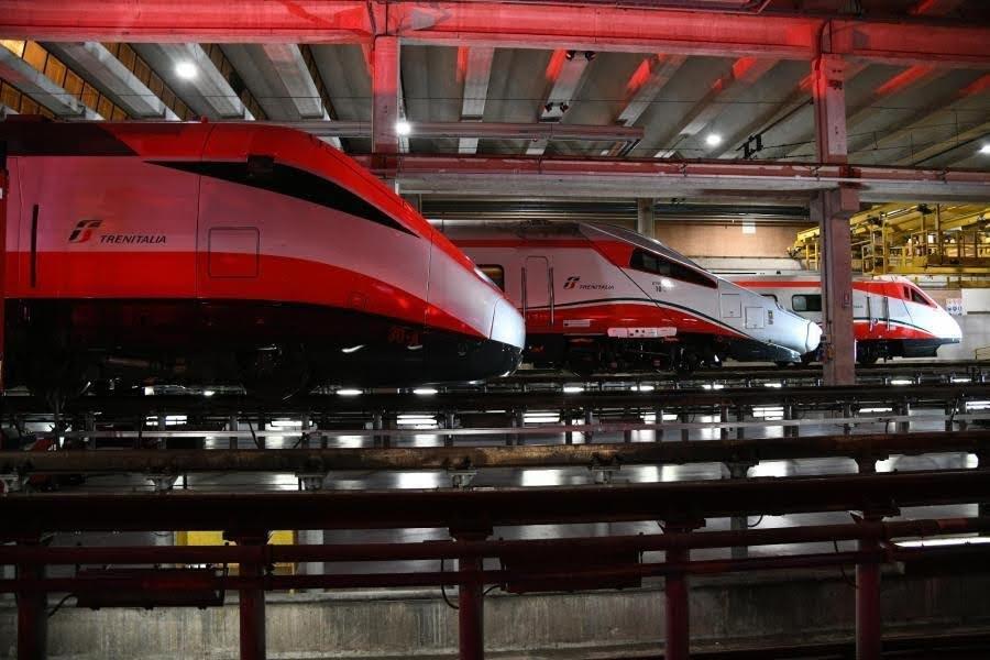 Alta velocità - Photo credit: EIB