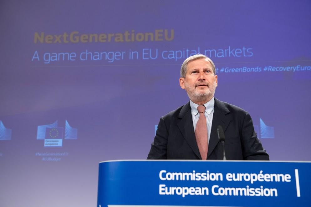 Johannes Hahn - European Union, 2021 - Source: EC - Audiovisual Service - Photographer: Lukasz Kobus