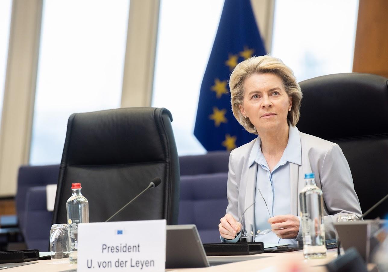 Ursula Von der Leyen - Copyright European Union 2021 - Photographer: Jennifer Jacquemart