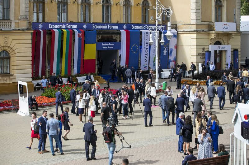 Economic Forum - Photo credit: http://www.forum-ekonomiczne.pl/?lang=en