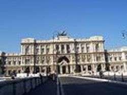 Corte di Cassazione Roma - Foto di Zavijavah