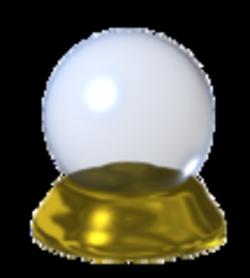 Crystal ball - Immagine di Gaming4JC