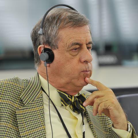 Francisco Sosa Wagner - © Parlamento europeo – Unità audiovisivi